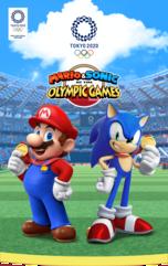 Mario & Sonic Tokyo 2020 (Switch) DIGITAL