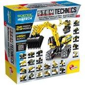 STEM Technics Roboty i koparki 20 modeli