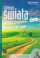 Ciekawi świata Przyroda Geografia Podręcznik Część 4 Przedmiot uzupełniający