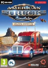 American Truck Simulator Złota Edycja (PC) PL