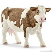 Krowa rasy simentalskiej - Schleich