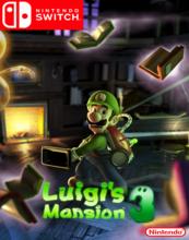 Luigi's Mansion 3 (Switch) DIGITAL