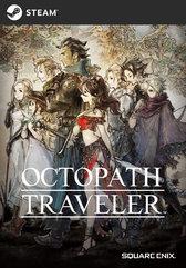 Octopath Traveler (PC) klucz Steam