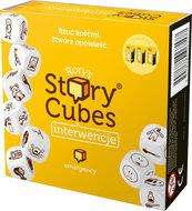 Story Cubes: Interwencje (Gra Karciana)