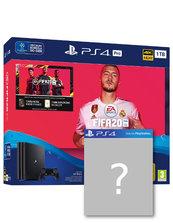 Konsola Sony PlayStation 4 Pro 1TB + FIFA 20 + gra-niespodzianka