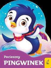 Pocieszny pingwinek