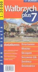 Wałbrzych Plus 7 Plan miasta