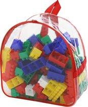 Klocki Gigant 100 elementów w plecaku