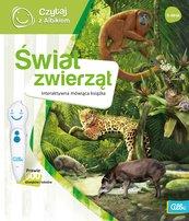 Czytaj z Albikiem - Książka Świat zwierząt