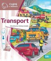Czytaj z Albikiem. Transport - interaktywna mówiąca książka