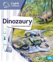 Czytaj z Albikiem. Dinozaury - interaktywna mówiąca książka