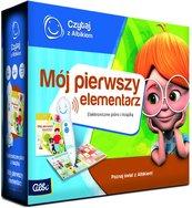 Albi Czytaj z Albikiem - Zestaw Pióro + Mój Pierwszy Elementarz