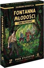 Zaginiona ekspedycja: Fontanna młodości i inne przygody - gra planszowa