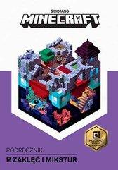 Minecraft. Podręcznik zaklęć i mikstur