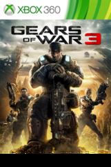 Gears of War 3 (X360) Klucz Microsoft Store