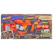 Hasbro Nerf Zombie Strike - Wyrzutnia Nailbiter: Zoom & Doom