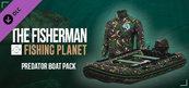 The Fisherman - Fishing Planet: Predator Boat Pack (PC) klucz Steam