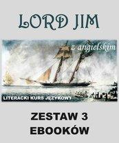 Lord Jim z angielskim. Literacki kurs językowy. Zestaw 3 ebooków