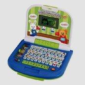 Laptop dwujęzyczny Mądra główka