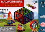Magformers Carnival Set Klocki magnetyczne 46 elementów