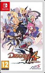 Disgaea 4 Complete+ (Switch)
