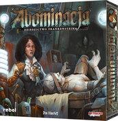 Abominacja: Dziedzictwo Frankensteina (gra planszowa)
