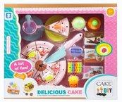 Zestaw kuchenny tort