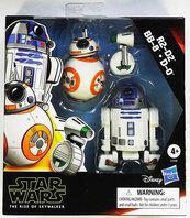 Figurki Star Wars R2-D2 i BB-8