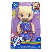Hasbro Baby Alive - Lalka Słodkie dźwięki Blondynka