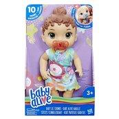 Hasbro Baby Alive - Lalka Słodkie dźwięki Brunetka