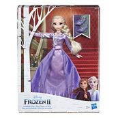 Kraina Lodu II - Lalka w suknie deluxe Elsa