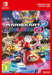 Mario Kart 8 Deluxe + 12 miesięcy Nintendo Switch Online (Switch) DIGITAL
