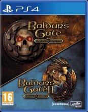 Baldurs Gate Enhanced Edition (PS4) PL
