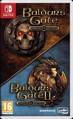Baldurs Gate Enhanced Edition (Switch) PL