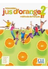 Jus d'orange nouveau 2 A1 Podręcznik + DVD
