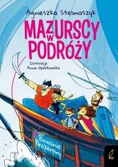 Mazurscy w podróży Porwanie Prozerpiny Tom 2