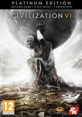 Sid Meier's Civilization VI Platinum Edition (PC) Steam