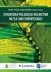 Struktura polskiego rolnictwa na tle Unii Europejskiej