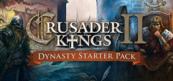 Crusader Kings II: Dynasty Starter Pack (PC) Klucz Steam