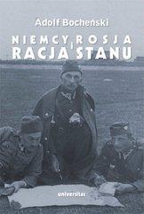 Niemcy, Rosja i racja stanu. Wybór pism 1926-1939