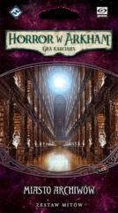 Horror w Arkham: Miasto archiwów (Gra karciana)