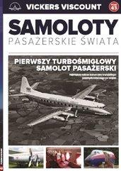 Samoloty pasażerskie świata Tom 43 Vickers Viscount