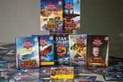 Star Realms Zestaw: Podstawka + Colony Wars + 7 dodatków (gra karciana)