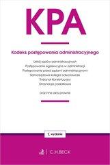 Kodeks postępowania administracyjnego oraz ustawy towarzyszące