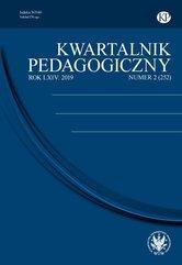 Kwartalnik Pedagogiczny 2019/2 (252)