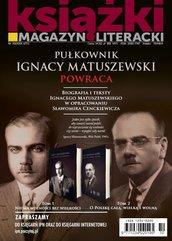 Magazyn Literacki Książki 10/2019