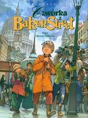 Czwórka z Baker Street Tom 2 Sprawa Rabukina