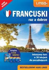 Francuski raz a dobrze Pakiet dla początkujących
