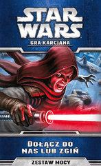 Star Wars: Dołącz do nas lub zgiń (Gra Karciana)