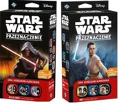 Zestaw Star Wars: Przeznaczenie - Kylo Ren i Rey (Gra karciana)